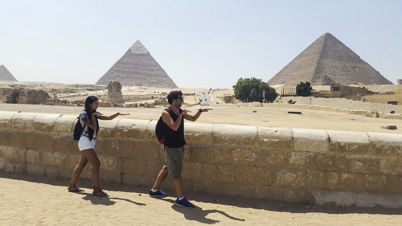 El cairo, Egipto en 3 días