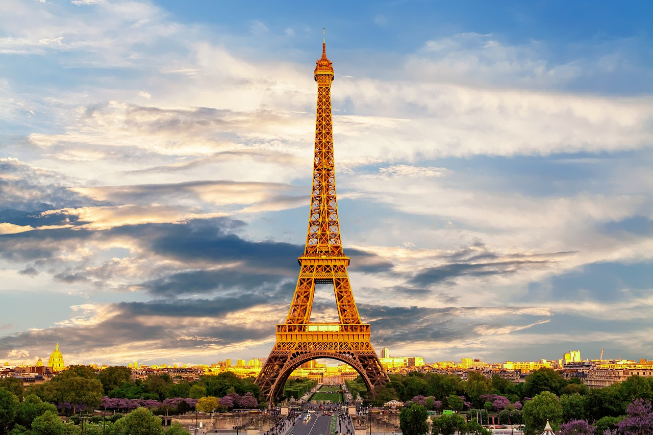 Los planes mas románticos en Europa