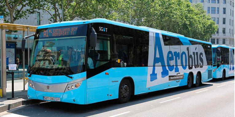 aerobus barcelona