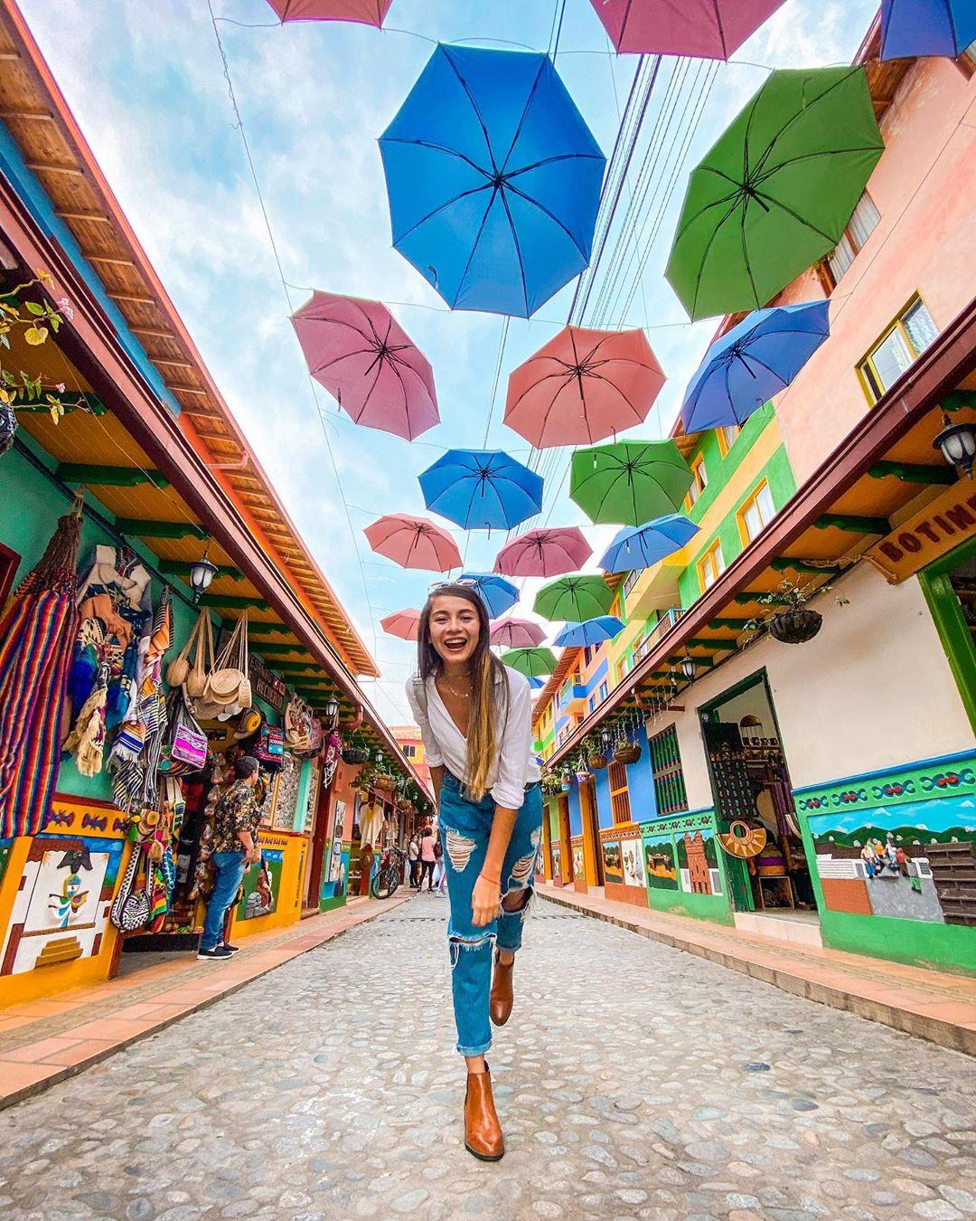 influencer de viajes colombia